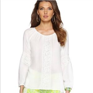 Lilly Pulitzer | Briony Resort White Top